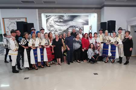 Junii Sibiului – ambasador cultural al României în Statele Unite ale Americii