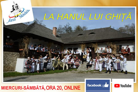 """Spectacolul de teatru muzical coregrafic """"LA HANUL LUI GHIȚĂ"""" ONLINE"""