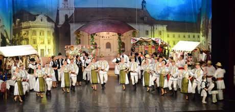 2012 - La Sibiu în Piaţa Mare târg de n'are asemănare